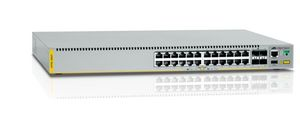 AT-X510L-28GT-50 GIGABIT SWITCH EDGE W/ 24 X 10/ 100/ 1000T IN