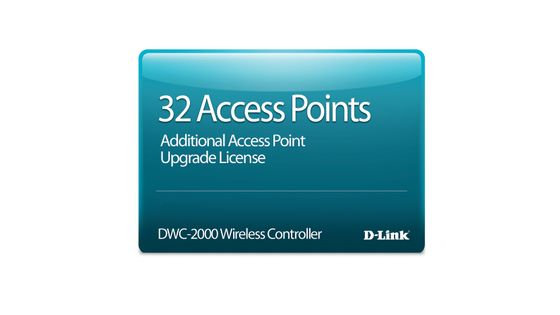 D-Link Wireless Controlle r 2000 32 AP Service Pack