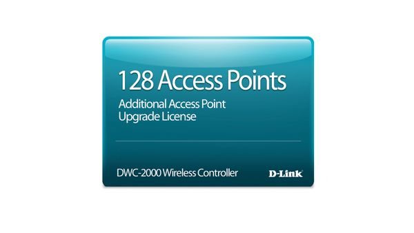 D-Link Wireless Controlle r 2000 128 AP Service Pac