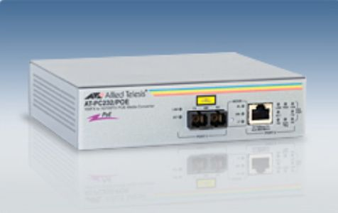 ALLIED TELESYN AT-PC232/ POE-50 POE MEDIA CONV (990-002115-50)