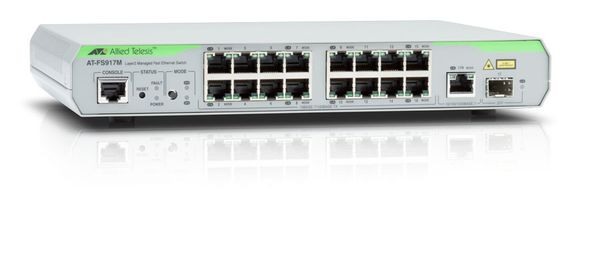 AT-FS917M-50 LAYER 2 SWITCH