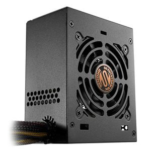 SHARKOON SILENT STORM SFX BRONZE 450W ATX CABLE MANAGEMENT CPNT (4044951016402)