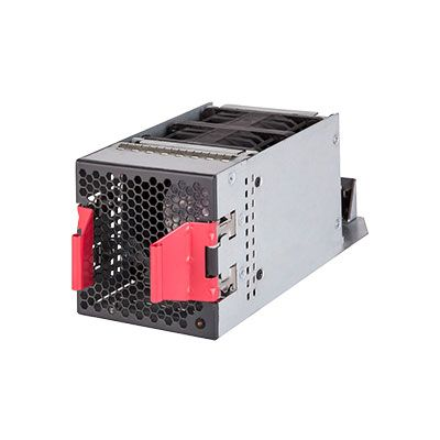 5930-4Slot Front (Port Side) to Back (Power Side) Airflow Fan Tray