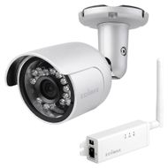 EDIMAX 720p Outdoor Wireless H.264 IP Camera, IP66, SD card, mini, IR cut filter (IC-9110W)
