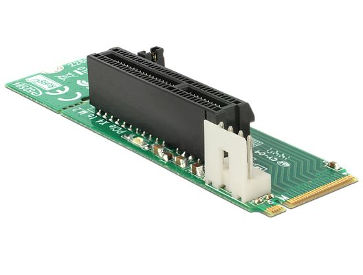Adap. M.2 NGFF - PCIe x4 null MB/s