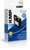 KMP Cart. Epson T1814 comp. yellow (1622,4009)