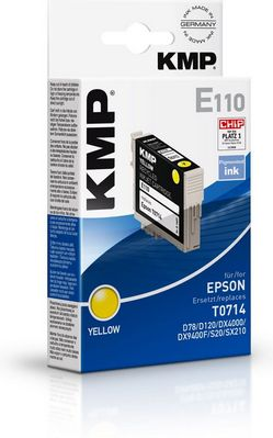 E110 ink cartridge yellow compatible with Epson T 071