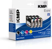E121V Multipack BK/C/M/Y compatible with Epson T 128