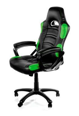 Enzo Gaming Chair Green