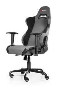 AROZZI Torretta Gaming Chair - Grey (TORRETTA-GY)