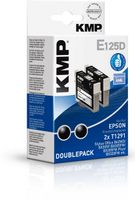 KMP Cart. Epson T1291 comp. black (1617,4021)
