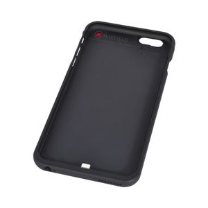 MAXFIELD Wireless Charging Case svart för iPhone 6 Plus (3310013)