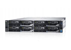 PowerEdge FX2 4 x Half-W Nodes 2GB
