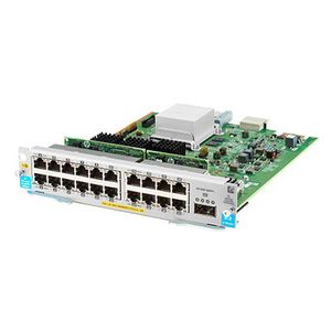 Hewlett Packard Enterprise 20p PoE+ / 1p 40GbE