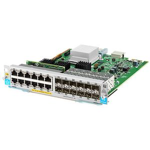 Hewlett Packard Enterprise 12p PoE+ / 12p 1GbE