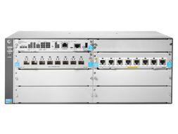 5406R 8-port 1/ 2.5/ 5/ 10GBASE-T PoE+ / 8-port SFP+ (No PSU) v3 zl2 Switch