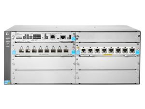 Hewlett Packard Enterprise 5406R 8-port 1/ 2.5/
