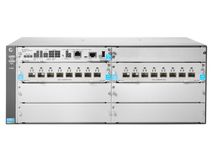 Hewlett Packard Enterprise 5406R 16-port SFP+ (No PSU) v3 zl2 Switch