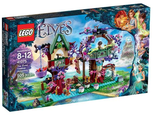 Elves 41075 The Elves  Treetop Hideaway