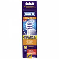 Oral-B Toothbrush heads TriZone 5 pcs.