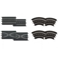 Evolution Extension set (2str./ 2lane ch./ 2curves)  26953