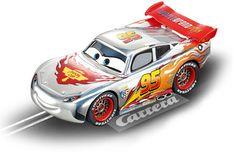 CARRERA GO!!! Silver Lightning McQueen 61291