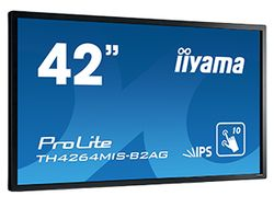 "ProLite TH4264MIS,  42"""", Black"