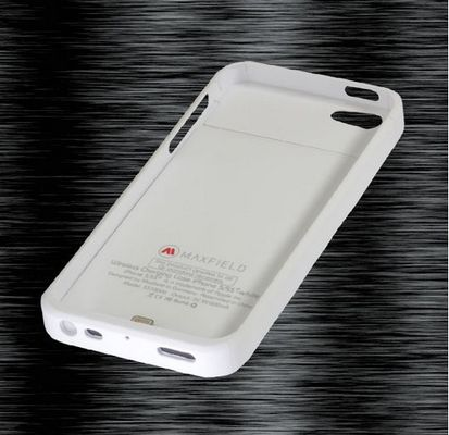 Wireless Charging Case white for iPhone 5 5s SE
