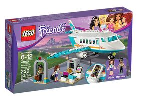 Friends 41100 Heartlake Jet
