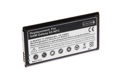 INSMAT Battery Galaxy S5 Li-Ion 2800mAh (106-8743)