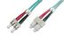 DIGITUS FIBER OPTIC PATCH CORD. ST-SC GR CABL