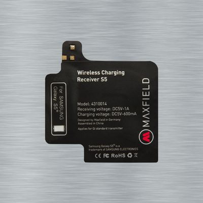 Wireless Charging Receiver for Galaxy S5