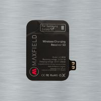 Wireless Charging Receiver for Galaxy S3