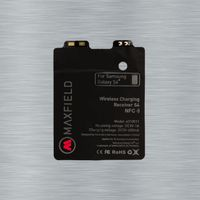 Wireless Charging Receiver for Galaxy S4 + NFC
