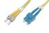 DIGITUS Pro Fiber Optic Patch Cord ST to SC Factory Sealed