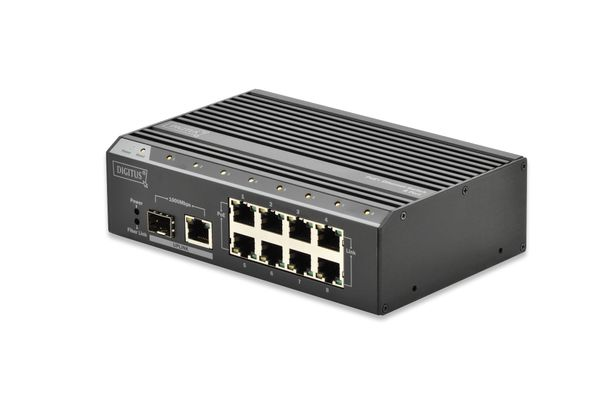 Ind. Fast Ethernet PoE Switch