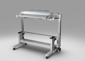MFP Scanner stand 44""
