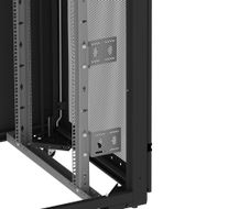 RE Vertical Cable Tray 27U 75mm wide 1pc