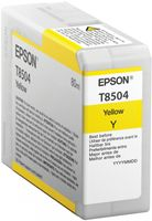 EPSON Ink Cart/ UltraChromeHD Yellow (C13T850400)