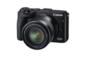CANON CAMERA EOS M3 M18-55 IS (9694B064)