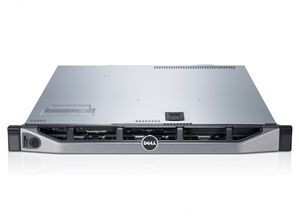 DELL PowerEdge R320/Xeon E5-2420 v2/8GB
