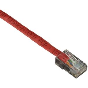 BLACK BOX Patch Cable CAT6 UTP Basic - Red 0.3m Factory Sealed (EVNSL623-0001)