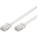 Goobay CAT 6 Flat-Patch Cable U/UTP White 10 m Factory Sealed