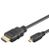 GOOBAY High Speed HDMI with Ethernet 1.0 meter