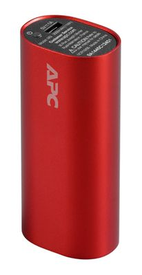 Mobile Power Pack 3000mAh Red