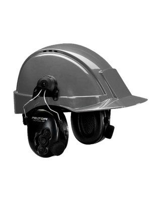PELTOR TACTICAL XP TACXP3 EAR DEFENDER HELMET MOUNTED      IN ACCS