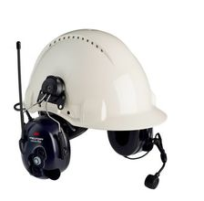 PELTOR LITECOM PLUS LC+PMRP3 PMR 446 EAR DEFENDER HELMET      IN ACCS (XH001680475)