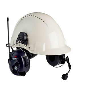 3M PELTOR LITECOM PLUS LC+PMRP3 PMR 446 EAR DEFENDER HELMET      IN ACCS (XH001680475)