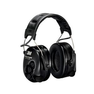 PELTOR PROTAC II PTAC2S ACTIVE LISTENING BLACK HEADBAND  IN ACCS