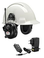 3M PELTOR RADIO XP HRXP7P3A HEARING PROTECTOR HELMET         IN ACCS (XH001678917)